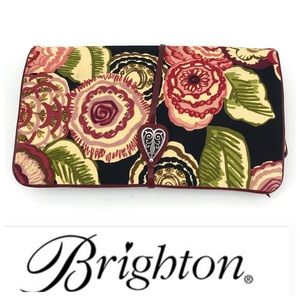 💕SALE💕Brighton Floral Makeup Travel Bag
